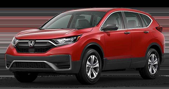 2020 Honda CR‑V LX