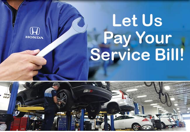 Let Us Pay Your Service Bill