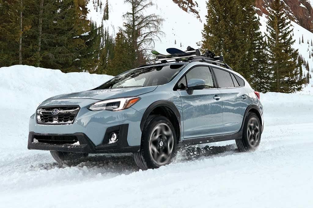 2020 Subaru Crosstrek Lease Special