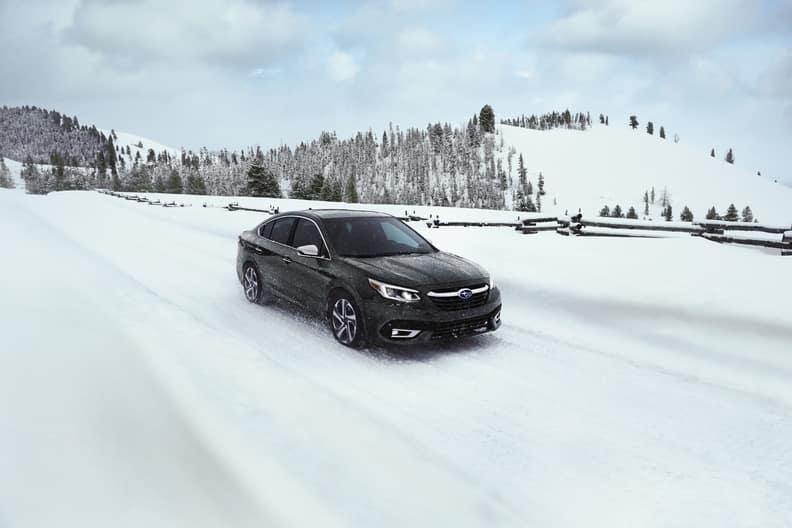 2020 Subaru Legacy Finance Special