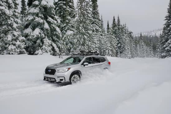 2020 Subaru Ascent Lease Special