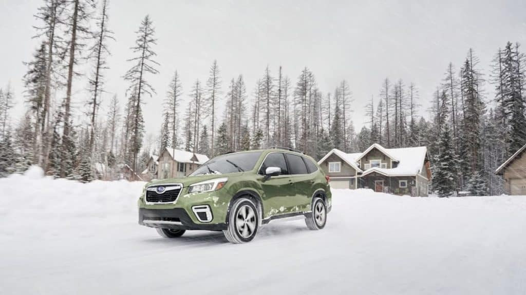2020 Subaru Forester Lease Special