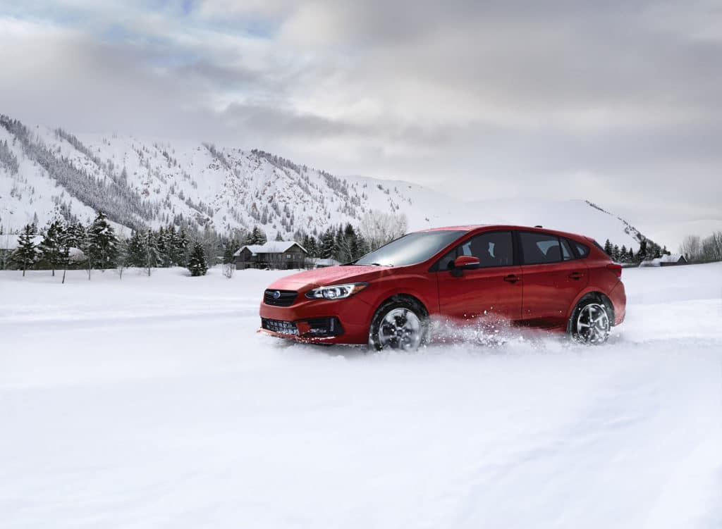 2020 Subaru Impreza Lease Special - SIGN AND DRIVE!