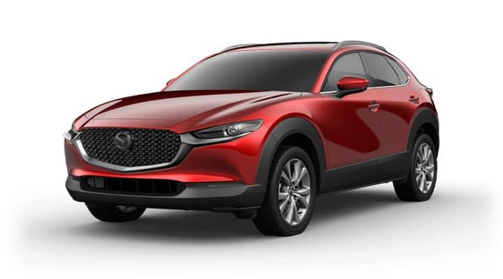 2021 Mazda CX-30 Base Soul Red