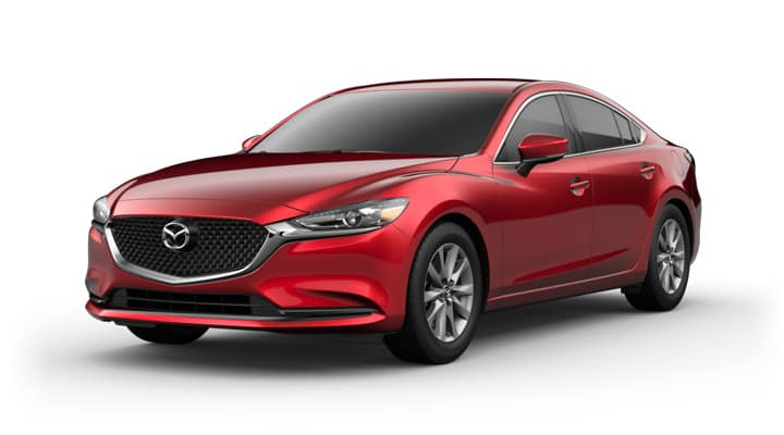 2021 Mazda6 Sport Soul Red