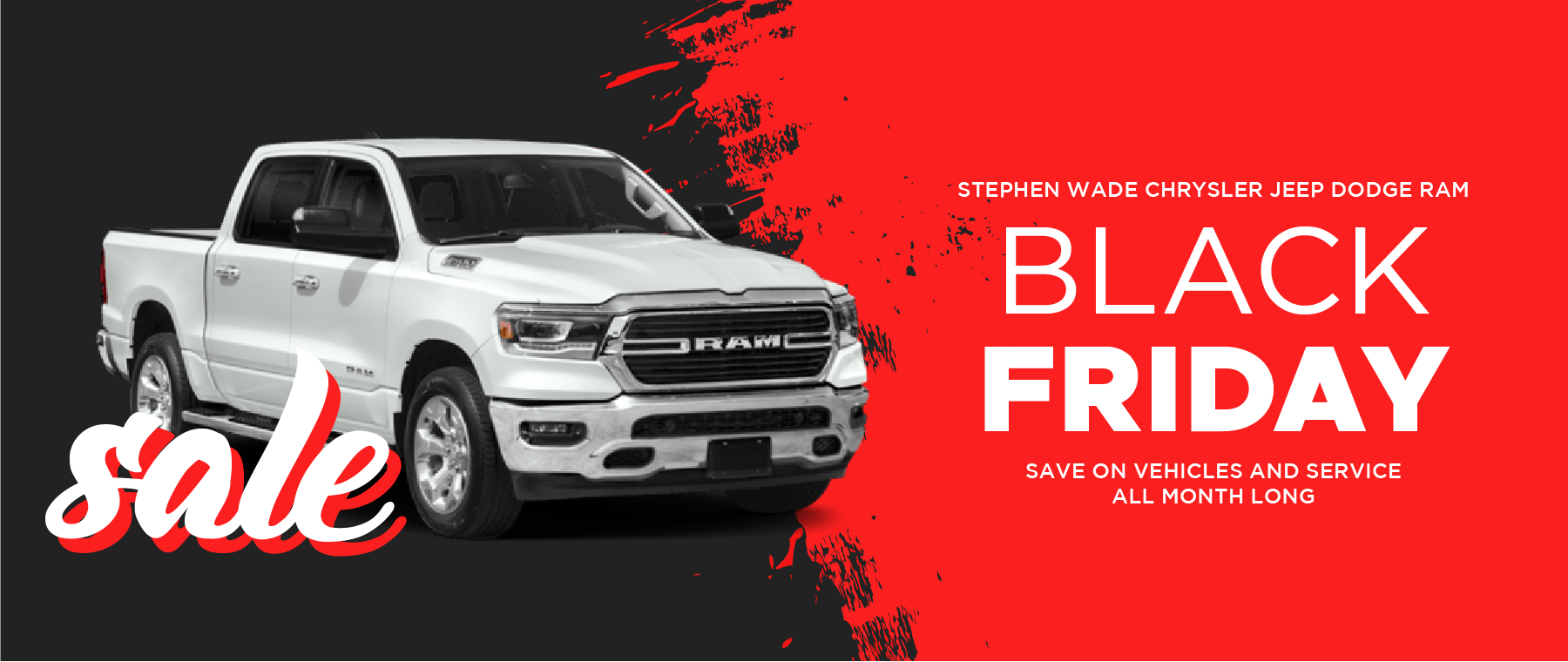 Black Friday Every Friday Sales Event