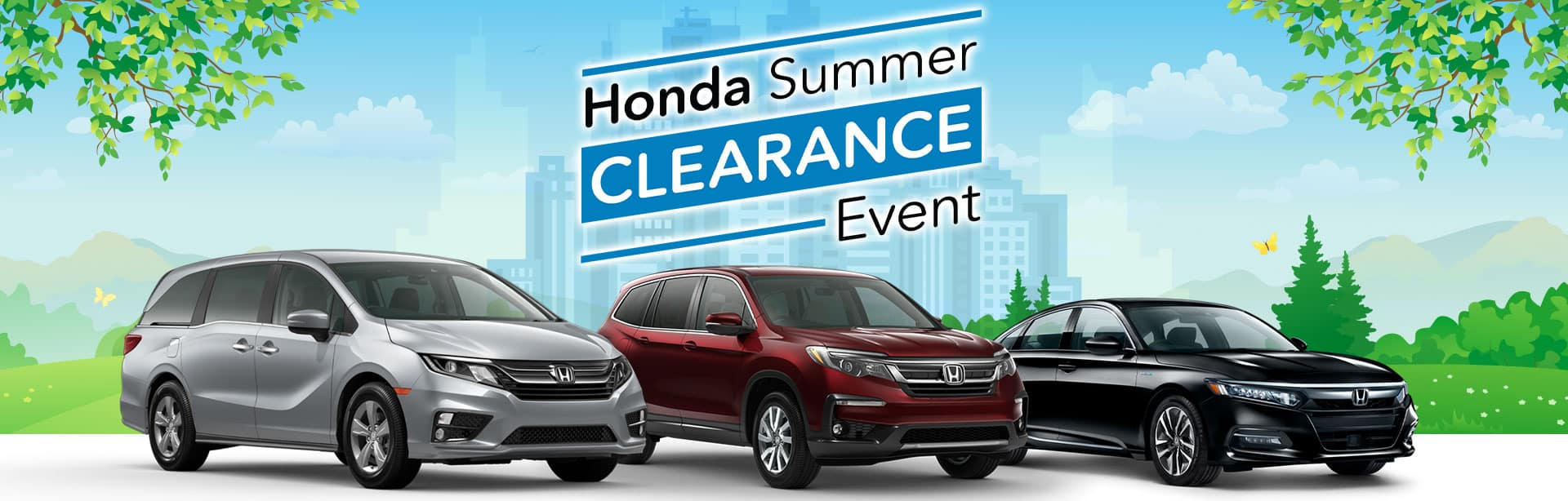 Honda Summer Clearance Event | Stokes Honda Cars of Beaufort