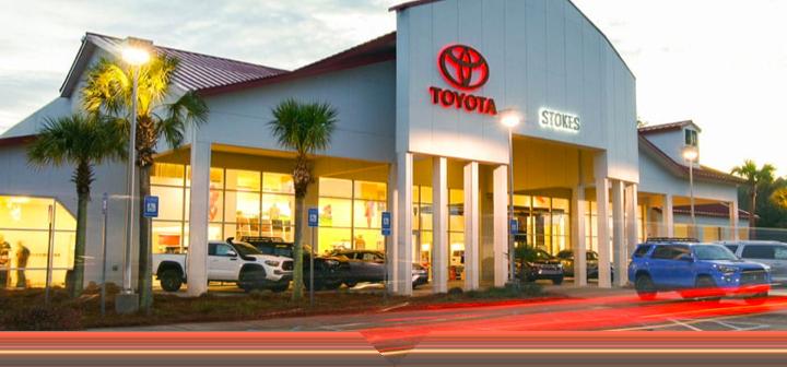 Stokes Toyota of Hilton Head image