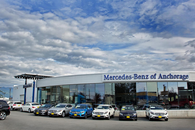 Mercedes-Benz of Anchorage