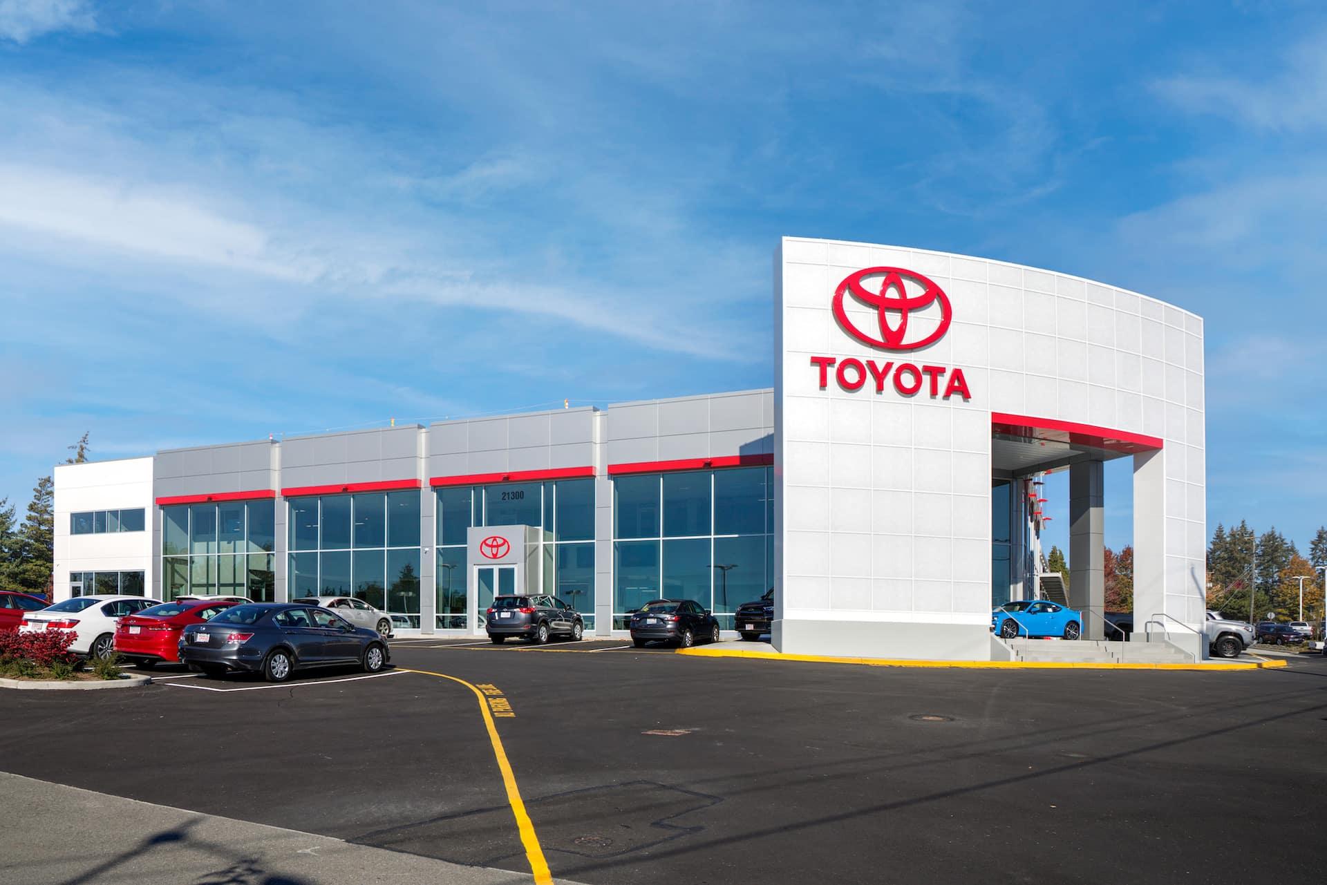 Swickard Toyota