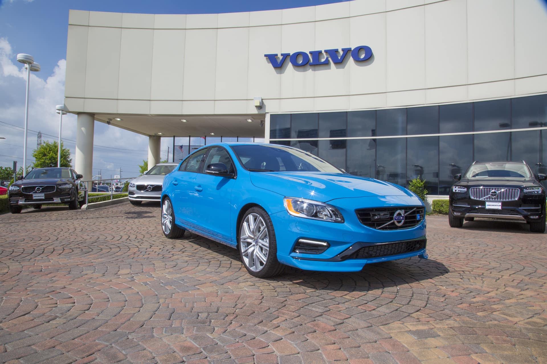 Volvo Cars Southwest Houston