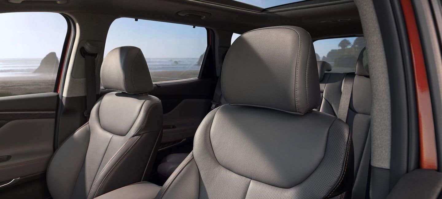 How Much Seating Does The Hyundai Santa Fe Have Terry Lee Hyundai
