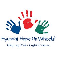 Hope on Wheels Logo