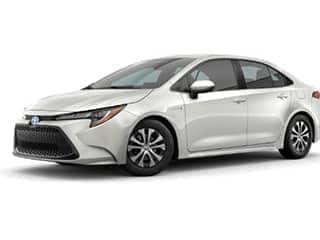 Corolla Hybrid