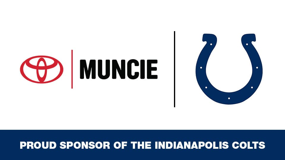 PROUD SPONSOR OF THE INDIANA COLTS 3