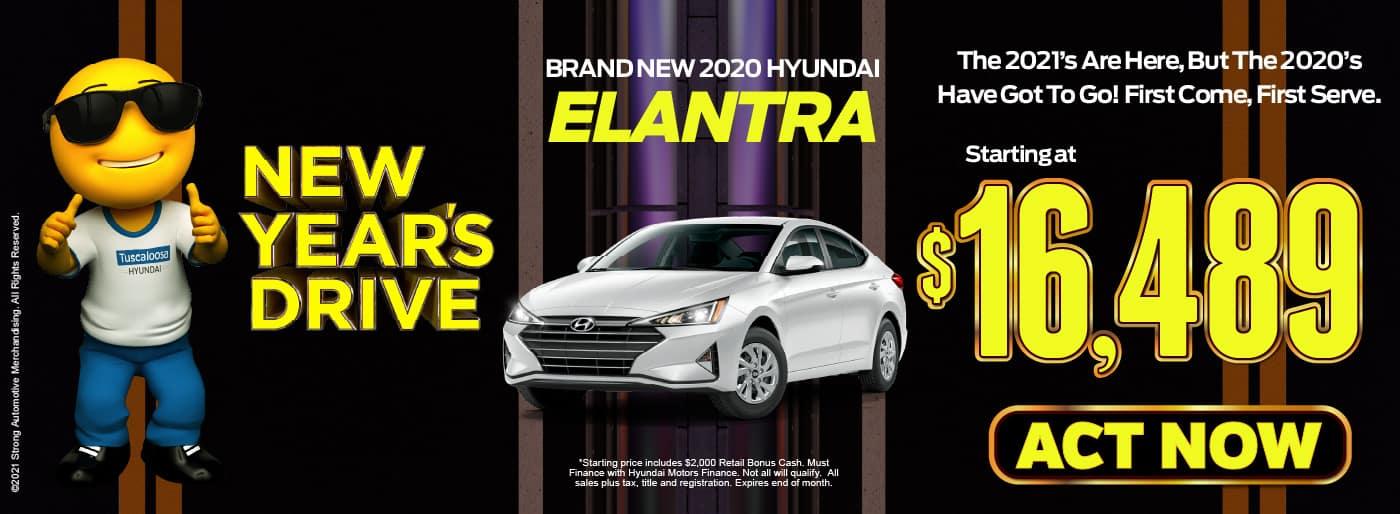 2020 Hyundai Elantra Starting at $16,489 | View inventory