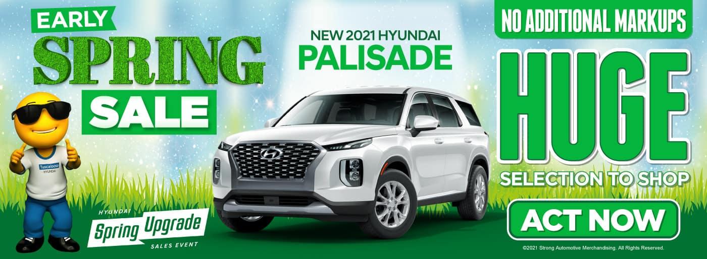 New 2021 Hyundai Palisade - Huge Selection to Shop! - Act Now