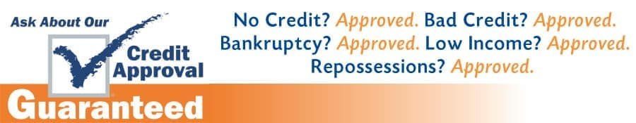 Credit Approval Guaranteed