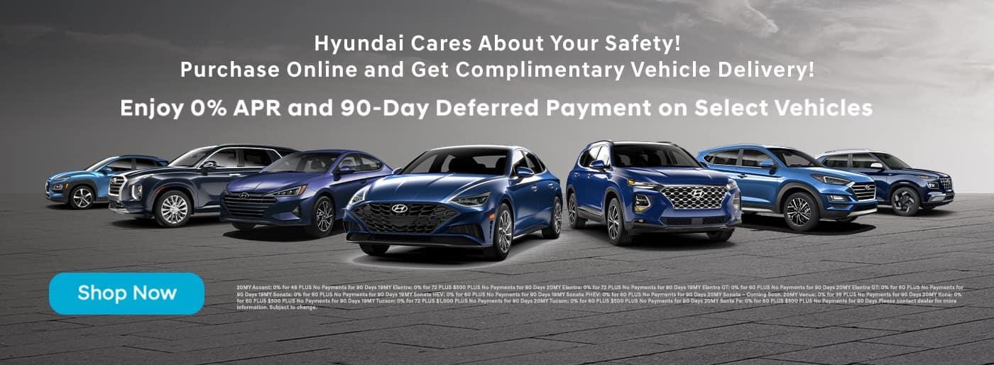 Hyundai Cares