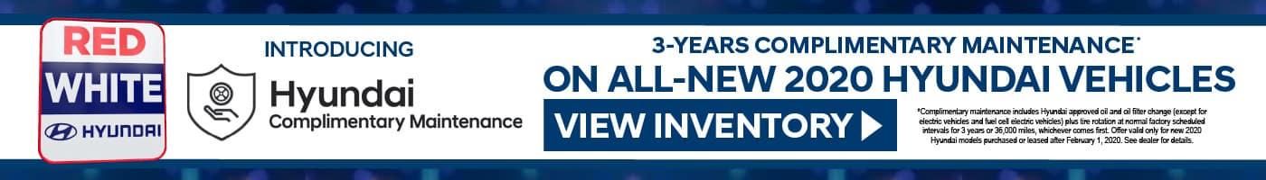 New 2020 Hyundais - View Inventory