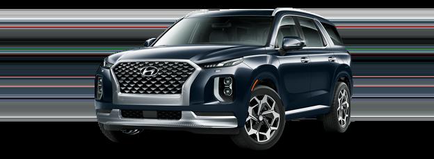2021 Hyundai Palisade Caligraphy