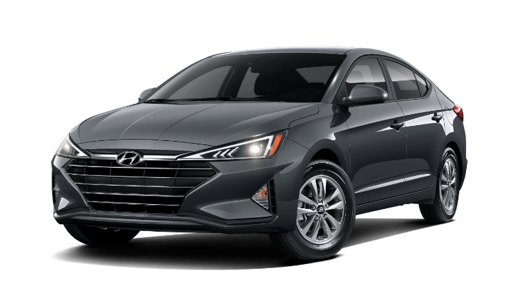 2020 Hyundai Elantra Eco - Machine Gray