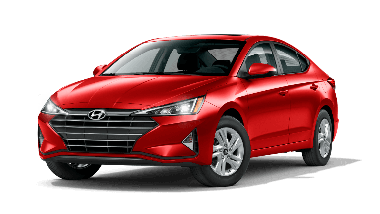 2020 Hyundai Elantra Value Edition - Flame Red
