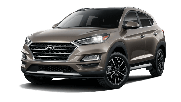 2020 Hyundai Tucson Ultimate - Sage Brown