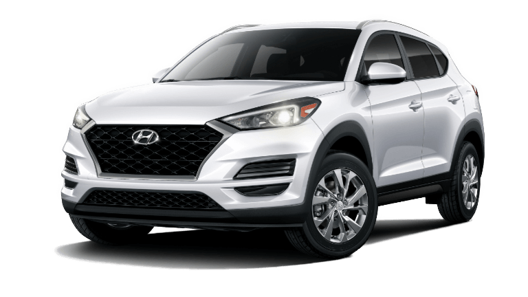 2020 Hyundai Tucson Value - Cream White