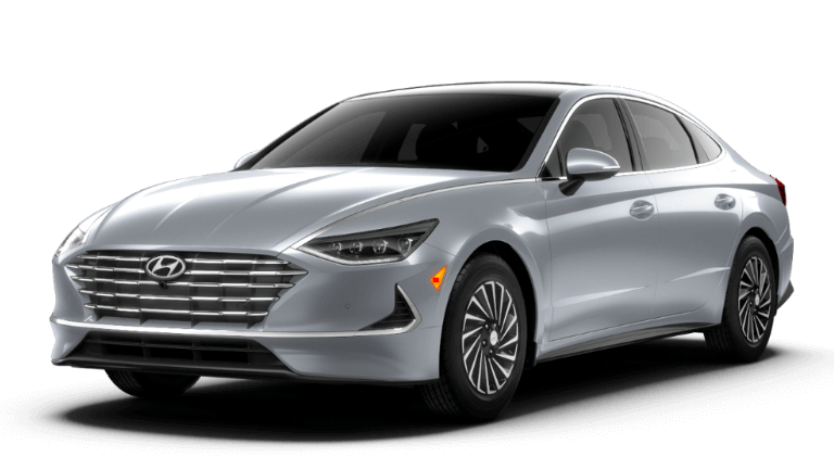 2021 Hyundai Sonata Hybrid Limited - Shimmering Silver