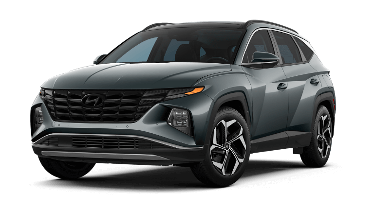 2022 Hyundai Tucson Hybrid Limited - Amazon Gray