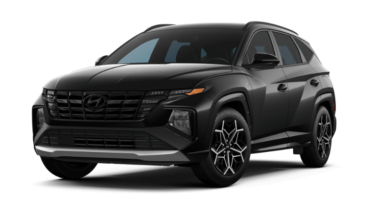 2022 Hyundai Tucson N Line - Ash Black