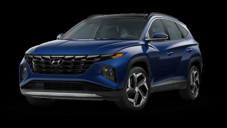 2022 Hyundai Tucson Plug-In Hybrid Limited - Deep Sea
