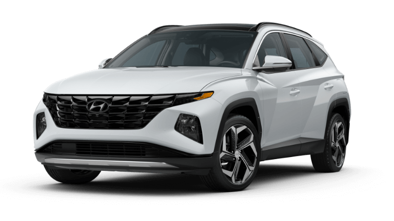 2022 Hyundai Tucson Plug-In Hybrid SEL - White Pearl