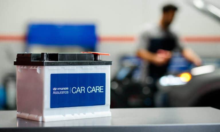 Hyundai Parts - Battery