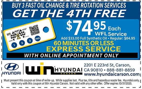 Express Oil Change and Tire Rotation | Carson, CA