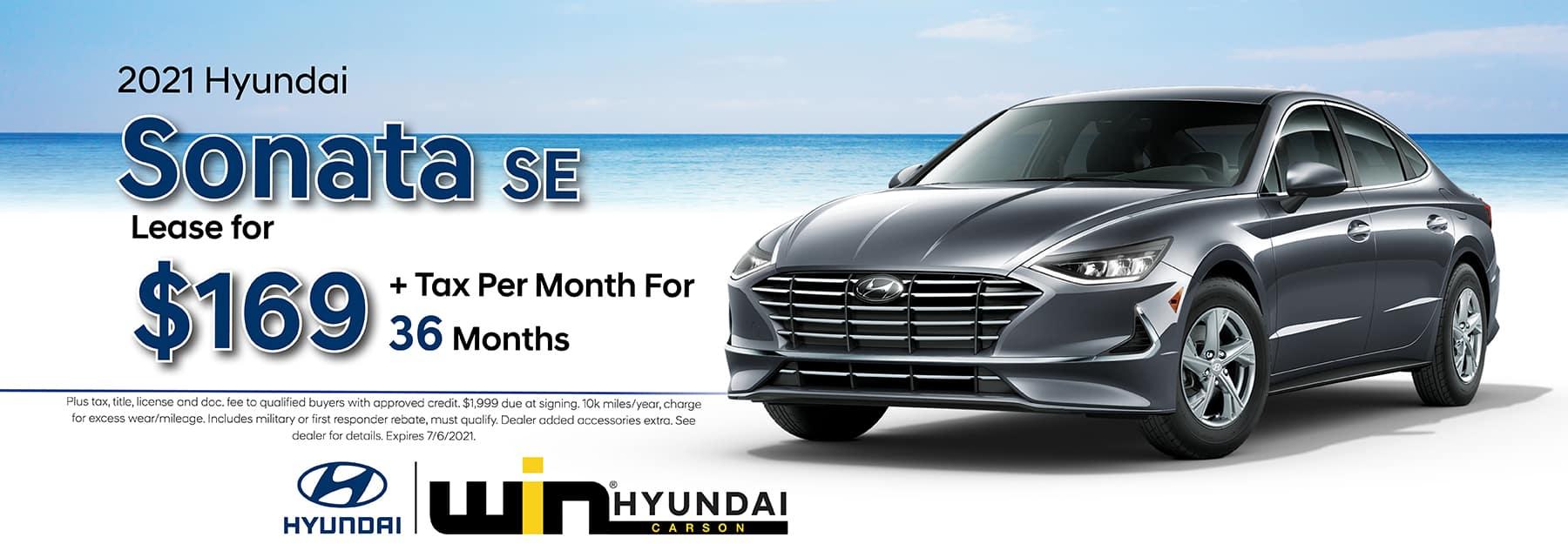 2020 Hyundai Elantra SE Lease for $139   Carson, CA