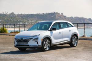picture of 2020 hyundai nexo